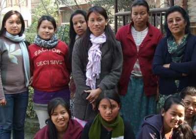 Trauma Bearbeitung in Nepal Dr. Ruth Mischnick