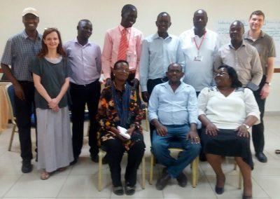 Giz Seminar im Sudan
