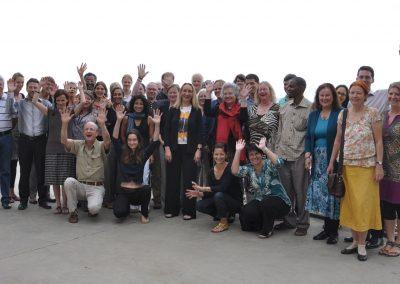 Teilnehmer eines Seminars Dr. Ruth Mischnick