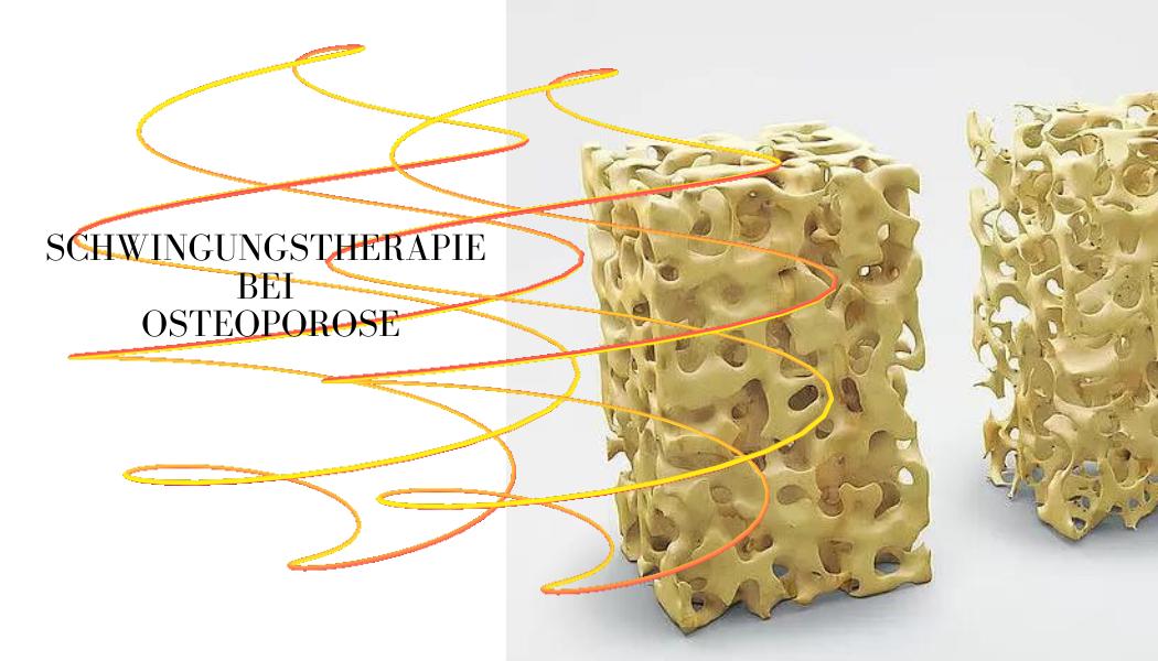 Schwingungstherapie bei Osteoporose